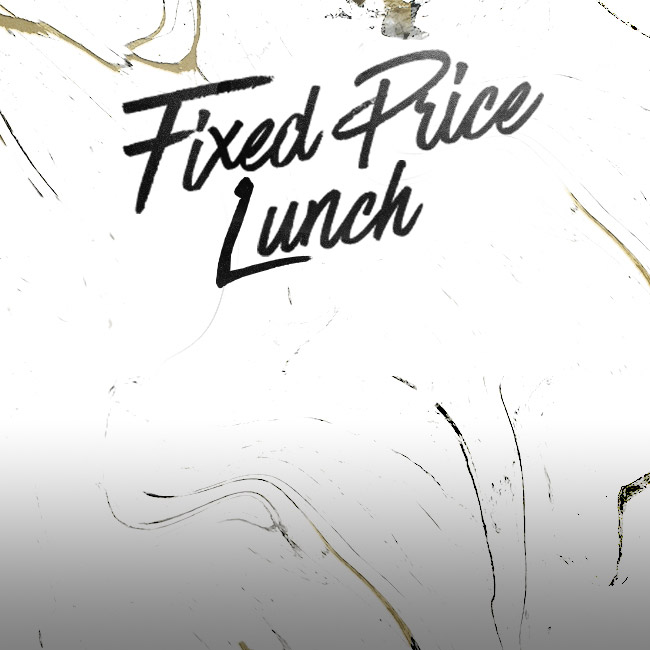 Fixed Price Menu at The Freemasons Arms